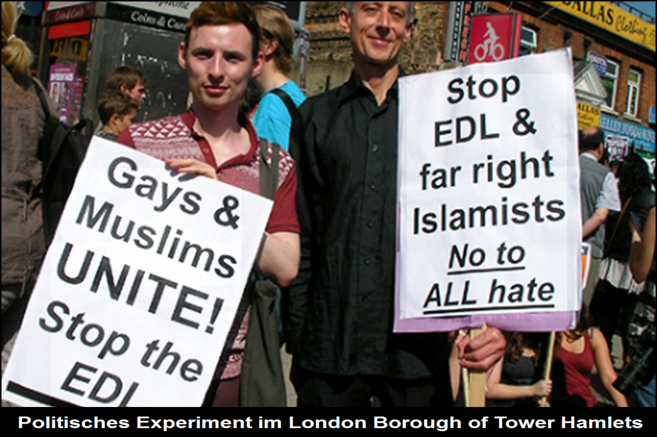 Tower Hamlets Islam